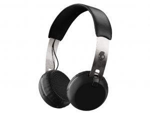 Skullcandy Grind Bluetooth Black/Chrome/Black - S5GBWJ-539 - Bluetooth vezeték nélküli fejhallgató