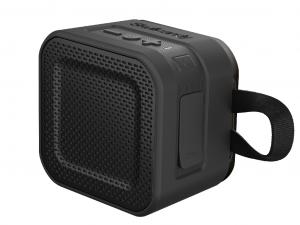 Skullcandy BARRICADE MINI Fekete - S7PBW-J582 - Bluetooth hordozható hangszóró