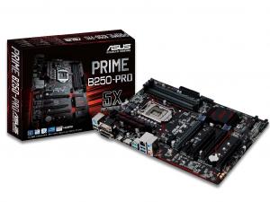 Asus s1151 PRIME B250-PRO - Alaplap