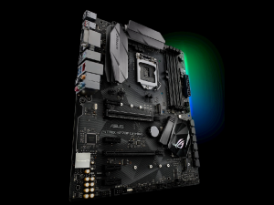 Asus s1151 STRIX H270F GAMING - Alaplap