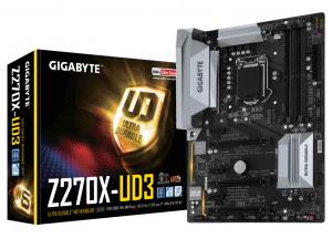 Gigabyte s1151 GA-Z270X-UD3 - Alaplap