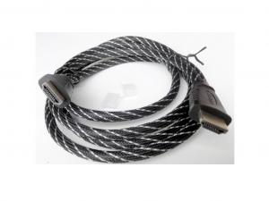 Smart Lime CA04 Aranyozott HDMI ethernettel 1.8M szövött kábel