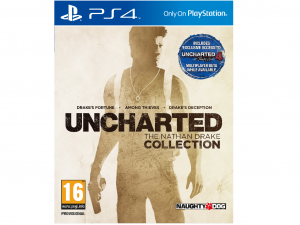 Uncharted The Nathan Drake Collection (PS4) Játékprogram