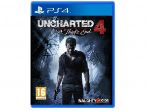 Uncharted 4 A Thiefs End (PS4) Játékprogram