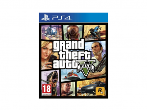 Rockstar Games GTA 5 - Grand Theft Auto V (PS4) Játékprogram