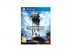 Electronic Arts Star Wars Battlefront (PS4)