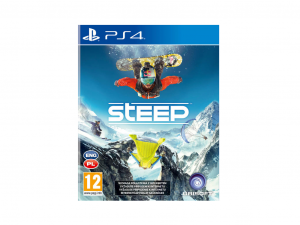 Ubisoft Steep (PS4) Játékprogram
