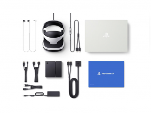 Sony PlayStation (PS4) VR headset