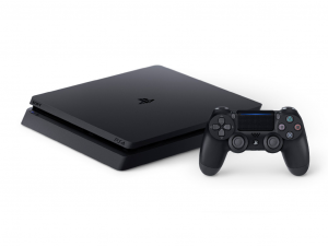 Sony Playstation 4 (PS4) Slim 500GB - Fekete