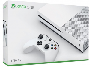 Xbox One S (Slim) 1TB (Fehér) Játékkonzol