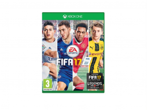 Electronic Arts FIFA 17 (Xbox One) Játékprogram