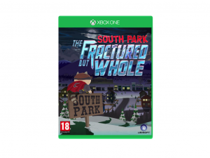 Ubisoft South Park The Fractured But Whole (Xbox One) Játékprogram