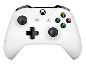 MS Játékvezérlő Xbox One Vezeték nélküli controller Fehér