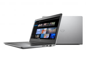 DELL NB VOSTRO 5468 14 HD, Intel® Core™ i5 Processzor-7200U (2,50GHZ), 4GB, 500GB HDD, SZÜRKE(226159)(V5468-1)