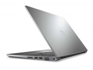 DELL NB VOSTRO 5568 15.6 FHD, Intel® Core™ i5 Processzor-7200U (2,50GHZ), 8GB, 256GB SSD, NVIDIA 940MX 4GB, WIN 10 HOME, SZÜRKE (229010)