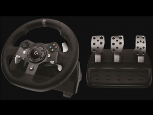 Logitech G920 Driving Force Racing Wheel - Kormány - PC / Xbox One