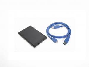 Gembird külsõ merevlemez ház - USB3