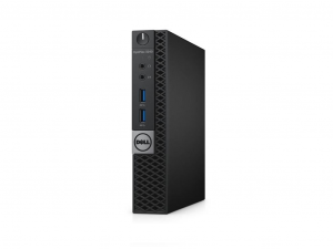 Dell Optiplex 3046 Micro - i3-6100T - 4GB Ram - 128GB SSD - Asztali mini PC