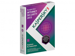 Kaspersky Internet Security 2013 OEM - BOX