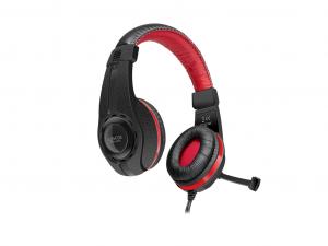 Speedlink LEGATOS Stereo Gaming Headset - Fejhallgató - Fekete