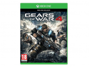 Gears of War 4 (Xbox One) Játékprogram