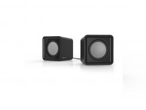 SpeedLink TWOXO stereo hangszóró fekete