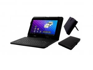 Overmax tablet tartó + billentyűzet OV-KL-02B
