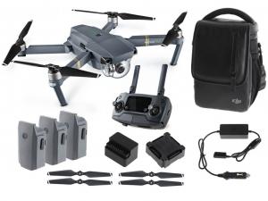 DJI Mavic Pro Fly More Combo - Drón