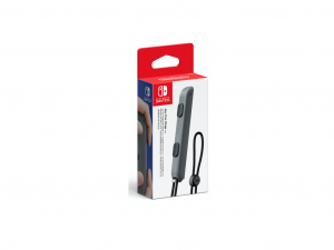 Nintendo Switch Joy-Con csuklópánt - Szürke