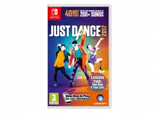 Nintendo Switch - Just Dance - Játékszoftver