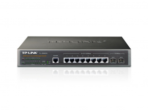 TP-LINK TL-SG3210 8port gigabit +2SFP L2 managed Switch