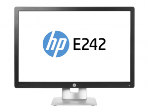 HP EliteDisplay E242 - Full HD - Monitor