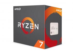 AMD AM4 Ryzen 7 1700X - 3,4GHz - Processzor