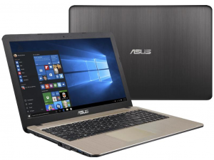 Asus X540LJ-XX403T 15.6 HD, Intel® Core™ i3 Processzor-5005U, 4GB, 500GB, NVIDIA GeForce 920M - 2GB, Win10H, fekete notebook