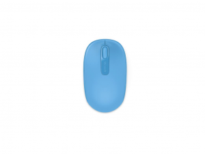 Microsoft Mobile Mouse 1850 wireless Kék