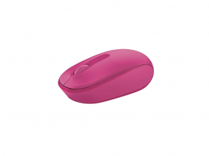 Microsoft Mobile Mouse 1850 wireless - Pink