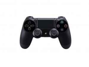 Sony Playstation 4 (PS4) Dualshock 4 V2 kontroller fekete