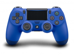 Sony Playstation 4 (PS4) Dualshock 4 V2 kontroller kék