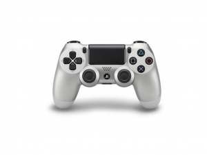 Sony Playstation 4 (PS4) Dualshock 4 V2 kontroller ezüst