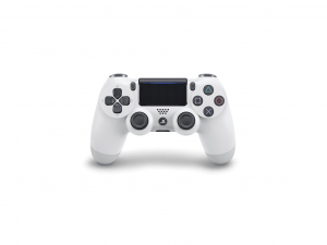Sony Playstation 4 (PS4) Dualshock 4 V2 kontroller fehér