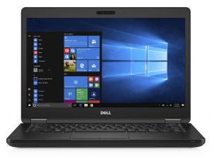 DELL Latitude 5480 Core™ i5-7440HQ Processzor (2.8 GHz), Intel® HD 630 VGA, 1x8GB DDR4, 256GB SSD M.2, W10Pro, 14, 1920x1080, anti-Glare, HD Cam, Intel® 8265AC+BT4.2, 4cell, HU backlit keyboard Dual Pointing (1815480I5WP2)