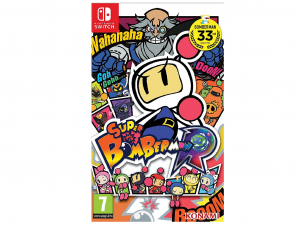 Super Bomberman R Switch - Nintendo Switch játékszoftver