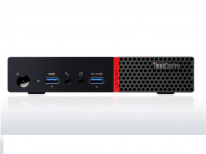 Lenovo ThinkCentre M700 - Tiny - 10J0S6P900 - Mini PC
