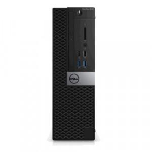 Dell Optiplex 7050 SFF - i7-7700 - 16GB Ram - 256GB SSD - Windows 10 Pro - Asztali PC