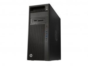 HP Workstation Z440 - Xeon E5-1620V4 - 16GB Ram - 1TB HDD - Windows 10 Pro - Asztali PC