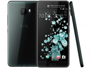 HTC U Ultra, 4G DS Fekete okostelefon