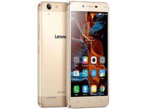LENOVO Vibe K5 PRO A6020a40 DS 4G arany okostelefon