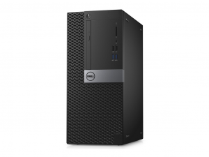 Dell Optiplex 5050 MT - i5-7500 - 8GB Ram - 1TB HDD - Windows 10 Pro - Asztali PC