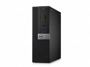 Dell Optiplex 5050 SF - i5-7500 - 8GB Ram - 256GB SSD- Windows 10 Pro - Asztali PC