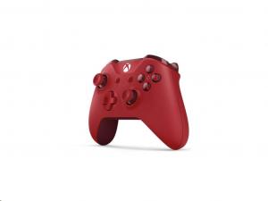 MS Játékvezérlő Xbox One Vezeték nélküli controller Piros